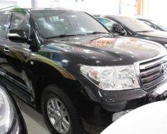 Bán Toyota Land Cruiser GX.R 4.0 V6 sản xuất 2010, màu đen, xe nhập   giá 2 tỷ 500 tr tại Tp.HCM