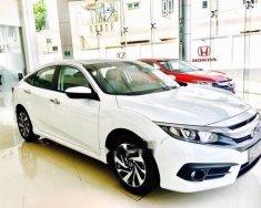 Bán xe Honda Civic năm sản xuất 2018, màu trắng, giá tốt giá 763 triệu tại Tp.HCM