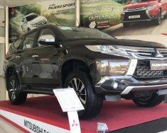 Cần bán Mitsubishi Pajero Sport 2.4D 4x2 AT đời 2018, màu nâu, nhập khẩu giá 1 tỷ 62 tr tại Đà Nẵng