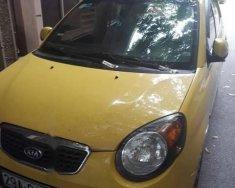 Cần bán Kia Morning SLX AT đời 2010, màu vàng, không đâm đụng, ngập nước giá 275 triệu tại Hà Nội