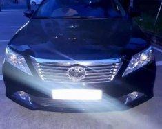 Cần bán lại xe Toyota Camry 2.5Q 2011, màu đen giá 960 triệu tại Tp.HCM