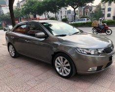 Auto 31 Nguyễn Văn Cừ bán Kia Cerato 1.6 AT sản xuất 2011, màu xám, nhập khẩu giá 438 triệu tại Hà Nội