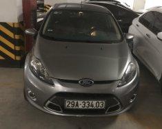 Bán xe Ford Fiesta 1.6 AT đời 2011, màu xám giá 330 triệu tại Hà Nội