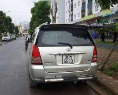 Cần bán xe Toyota Innova đời 2008, màu bạc, giá chỉ 375 triệu giá 375 triệu tại Hà Nội