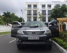 Bán xe Toyota Fortuner đời 2015, màu đen giá 855 triệu tại Cần Thơ