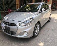Bán Hyundai Accent đời 2013, màu bạc, nhập khẩu số tự động   giá 425 triệu tại Hải Dương