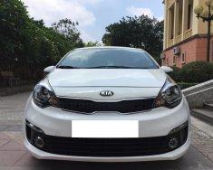 Cần bán xe Kia Rio 1.4AT 2016 màu trắng nhập khẩu Hàn Quốc, xe nữ chạy kĩ giá 467 triệu tại Tp.HCM