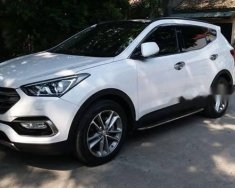 Cần bán Hyundai Santa Fe AT đời 2017, full đặc biệt giá 1 tỷ 100 tr tại Hà Nội