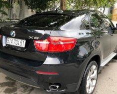 Cần bán lại xe BMW X6 đời 2009, màu đen, nhập khẩu giá 790 triệu tại Tp.HCM