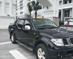 Cần bán Nissan Navara sản xuất năm 2011, màu đen, nhập khẩu nguyên chiếc giá 366 triệu tại Hà Nội