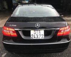 Bán ô tô Mercedes E250 đời 2011, màu đen giá 880 triệu tại Tp.HCM