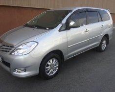Bán Toyota Innova G năm 2010, màu bạc xe gia đình, giá 415tr giá 415 triệu tại Tp.HCM