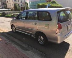 Bán Toyota Innova G sản xuất năm 2010, màu bạc giá cạnh tranh giá 398 triệu tại Tp.HCM