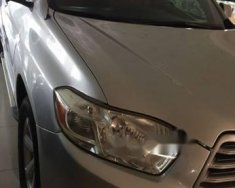 Bán Toyota Highlander AT 2007, màu bạc, nhập khẩu nguyên chiếc, nội ngoại thất bóng loáng sạch sẽ giá 720 triệu tại Đồng Nai