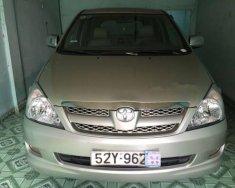 Chính chủ bán Toyota Innova G đời 2006, màu vàng cát giá 340 triệu tại Tp.HCM
