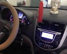 Bán Hyundai Accent đời 2011, màu đen chính chủ giá 370 triệu tại Tp.HCM