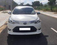 Bán Toyota Vios 1.5G TRD Sportivo đời 2017, màu trắng giá 599 triệu tại BR-Vũng Tàu