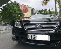 Cần bán Lexus LS 460L sản xuất năm 2010, màu đen, nhập khẩu giá 2 tỷ 320 tr tại Tp.HCM