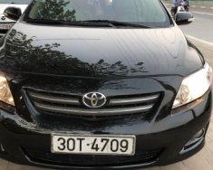 Bán Toyota Corolla altis 1.8 AT đời 2009, màu đen  giá 448 triệu tại Hà Nội