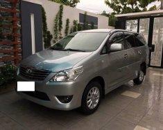 Cần bán Toyota Innova 2012, màu bạc giá 506 triệu tại Đồng Nai