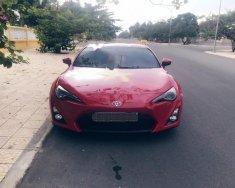 Bán Toyota FT 86 2.0 AT sản xuất năm 2012, màu đỏ, xe nhập giá 1 tỷ 35 tr tại Tp.HCM