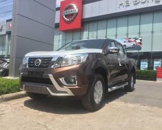 Bán Nissan Navara EL đời 2018, màu nâu, nhập khẩu nguyên chiếc giá 588 triệu tại Hà Nội