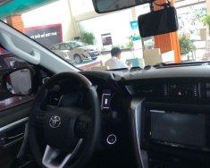 Bán xe Toyota Fortuner 4x2 2.4 Diesel AT đời 2018, màu đen, xe nhập giá 1 tỷ 150 tr tại Hải Phòng