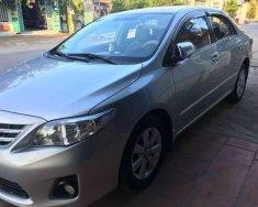 Bán Toyota Corolla altis sản xuất năm 2011, màu bạc số sàn giá 467 triệu tại Thanh Hóa