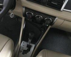 Bán Toyota Vios E 1.5AT màu trắng, số tự động, biển Sài Gòn, sản xuất 2017 giá 536 triệu tại Tp.HCM