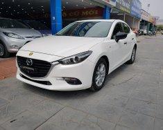 Bán Mazda 3 sản xuất 2018, màu trắng, giá chỉ 690 triệu giá 690 triệu tại Hà Nội