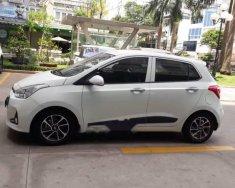 Cần bán xe Hyundai Grand i10 đời 2018, màu trắng giá 390 triệu tại Tp.HCM