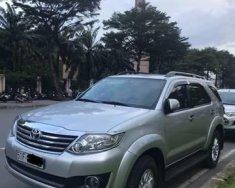 Cần bán lại xe Toyota Fortuner sản xuất 2014, màu bạc xe gia đình, 750tr giá 750 triệu tại Tp.HCM