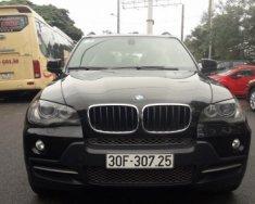 Chính chủ bán xe BMW X5 3.0 AT 2008, màu đen giá 720 triệu tại Hà Nội