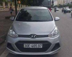 Cần bán Hyundai Grand i10 năm sản xuất 2016, màu bạc giá 344 triệu tại Hà Nội