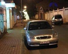 Bán xe Daewoo Nubira đời 2000, màu bạc xe gia đình, giá 120tr giá 120 triệu tại Đồng Nai