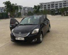 Cần bán lại xe Toyota Vios đời 2009, màu đen chính chủ, giá 245tr giá 245 triệu tại Hà Nội