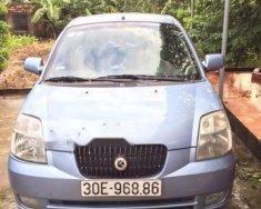 Chính chủ bán xe Kia Morning SX 2006, màu xanh lam, xe nhập giá 165 triệu tại Hà Nội