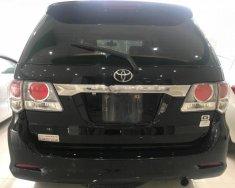 Car Center bán Toyota Fortuner 2.5G đời 2014, màu đen giá 808 triệu tại Hà Nội