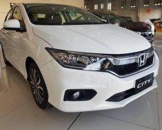 Cần bán Honda City sản xuất 2018, màu trắng, giá tốt giá 559 triệu tại Tp.HCM