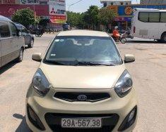 Tôi bán Kia Morning nhập khẩu, năm 2011, đăng ký lần đầu năm 2012 giá 255 triệu tại Hà Nội