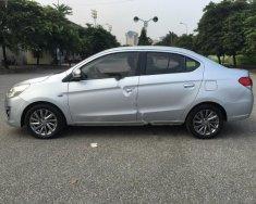 Bán ô tô Mitsubishi Attrage 1.2MT năm 2016, màu bạc, xe nhập giá 365 triệu tại Hà Nội