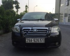 Cần bán lại xe Daewoo Gentra SX1.5 sản xuất năm 2010, màu đen   giá 192 triệu tại Hà Nội