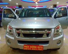 Ô tô Phúc Dương bán Isuzu Dmax LS 3.0 4x2 MT đời 2011, màu bạc, nhập khẩu  giá 335 triệu tại Đắk Lắk