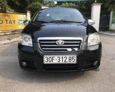 Gia đình bán Daewoo Gentra 2009, màu đen giá 179 triệu tại Hà Nội