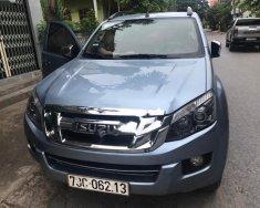 Cần bán xe Isuzu Dmax LS 2.5 4x4 AT đời 2015, màu xanh lam, nhập khẩu   giá 535 triệu tại Hà Tĩnh