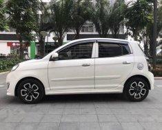 Bán Kia Morning AT SLX đời 2011, màu trắng, nhập khẩu chính chủ giá 278 triệu tại Hà Nội