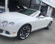 Bán Bentley Continental GTC sản xuất năm 2016, màu trắng, xe nhập giá 11 tỷ 800 tr tại Tp.HCM
