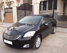 Cần bán xe Toyota Vios 1.5E năm 2010, màu đen ít sử dụng giá 275 triệu tại Hà Nội