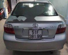 Bán ô tô Toyota Vios G đời 2004, màu bạc giá 225 triệu tại Tp.HCM