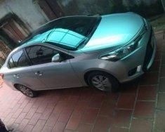 Bán Toyota Vios đời 2015, màu bạc ít sử dụng giá 455 triệu tại Hà Nội
